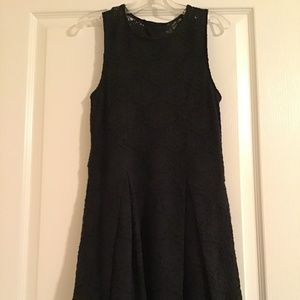 Lace dress Knee Length Abercrombie & Fitch Kids